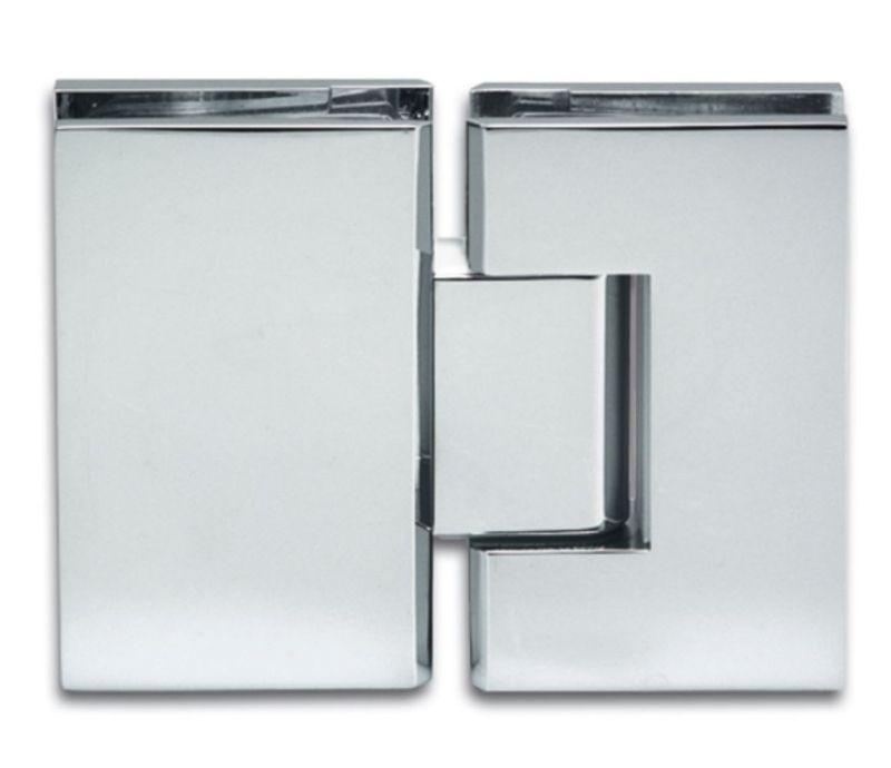 Charnière Bilbao verre verre 180°