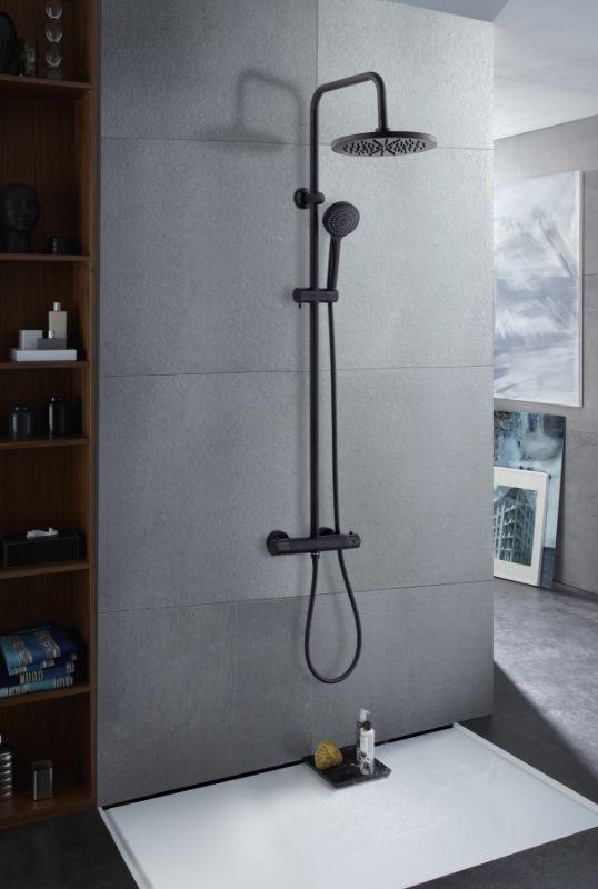 Colonne de douche avec robinetterie PAGAN