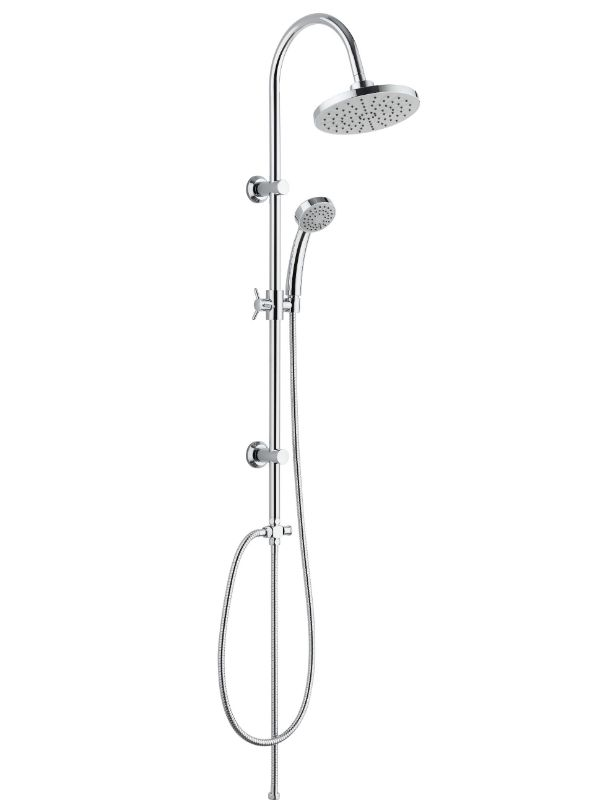 Colonne de douche sans robinetterie MANOLIA